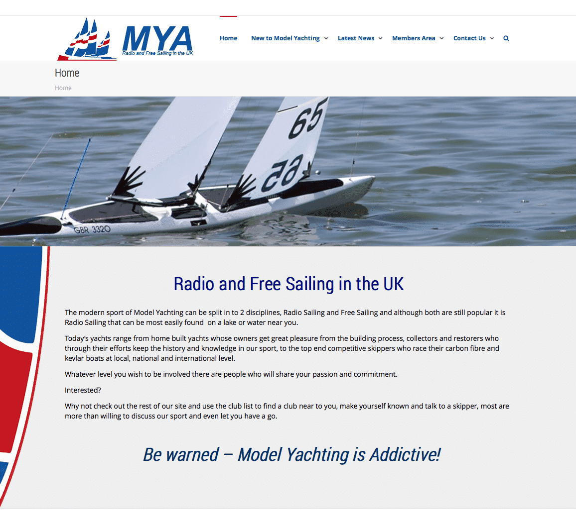 Model Yachting Association of Great Britain