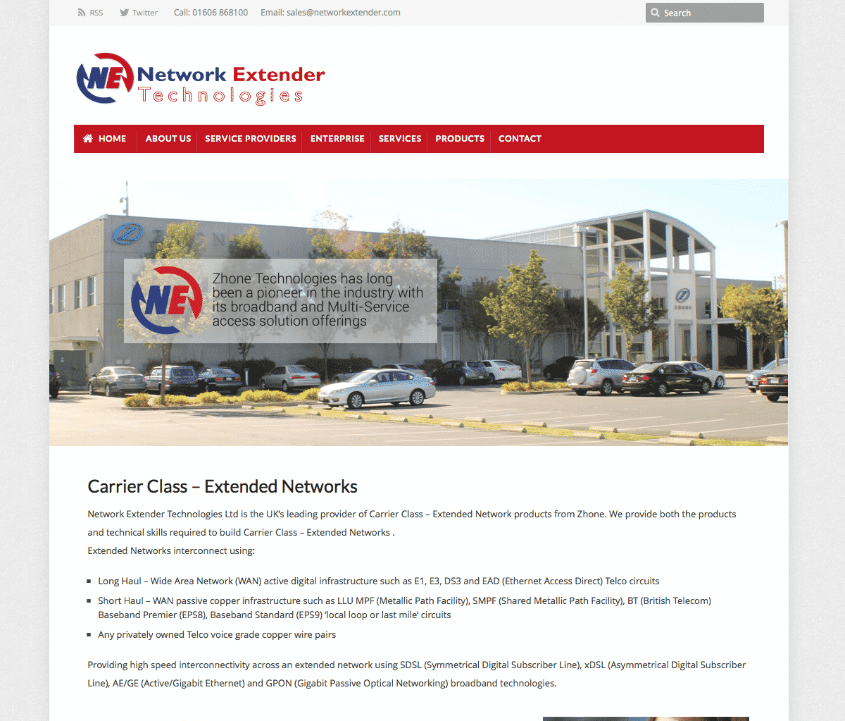 http://www.networkextender.com