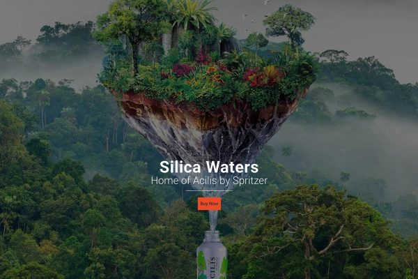 Silica Waters Website